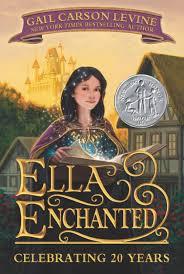 Ella Enchanted by Gail Carson Levine, Paperback | Barnes & Noble®